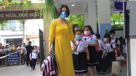 Đà Nẵng: Học sinh tiểu học, trẻ mầm non quay lại trường sau dịch bệnh