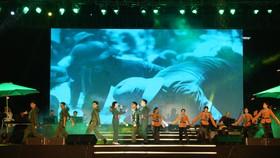 Đà Nẵng tổ chức chương trình nghệ thuật Bước chân người lính