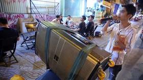 Tình trạng ô nhiễm tiếng ồn được người dân phản ánh tại Quản lý đô thị Đà Nẵng: Tiện nghi - Xanh - Sạch - Đẹp