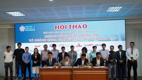 Lãnh đạo các doanh nghiệp trong lĩnh vực CNTT, AI&DS và Đại học Đông Á ký kết triển khai chương trình hợp tác đào tạo và cung ứng nhân lực cho thị trường Nhật Bản và Việt Nam