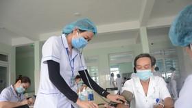 Theo kế hoạch, trong ngày 26-4, quận Sơn Trà sẽ tiêm vaccine Covid-19 cho khoảng 200 người thuộc lực lượng tuyến đầu chống dịch