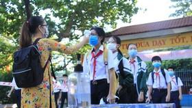 Đà Nẵng: 100% giáo viên, học sinh khai báo y tế trước 17 giờ ngày 6-5