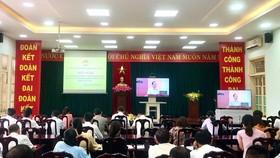 Ủy ban MTTQ Việt Nam TP Đà Nẵng tham dự hội nghị trực tuyến do Ủy ban Trung ương MTTQ Việt Nam tổ chức ngày 15-4 để sơ kết đợt 1 về công tác kiểm tra, giám sát của Mặt trận đối với bầu cử đại biểu Quốc hội khóa XV và đại biểu HĐND các cấp nhiệm kỳ 2021-20