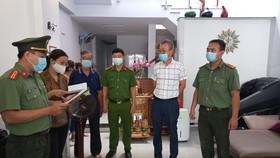 Lực lượng chức năng quyết định khởi tố, bắt tạm giam đối với Lee Kwan Young