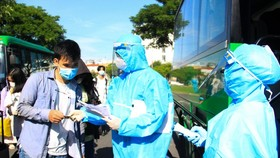 Đà Nẵng có văn bản gửi các tỉnh thành phía Nam hỗ trợ người dân về quê
