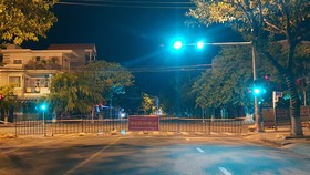 Vùng cách ly y tế phường An Hải Bắc, quận Sơn Trà