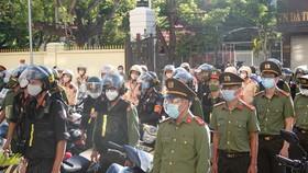 """Công an Đà Nẵng lập 200 tổ tuần tra lưu động trong 7 ngày """"ai ở đâu ở đó"""""""