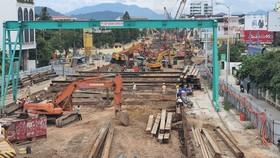 Dự án cải tạo nút giao thông phía Tây cầu Trần Thị Lý