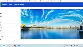 Phần mềm đi chợ tiện lợi cho người dân tổ dân phố số 4 phường Hòa Thuận Đông, quận Hải Châu, TP Đà Nẵng