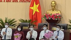 Ông Trần Phước Sơn và bà Ngô Thị Kim Yến được bầu làm Phó Chủ tịch UBND TP Đà Nẵng