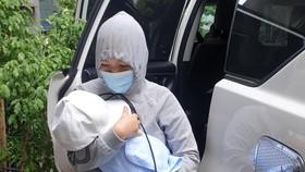 Đà Nẵng lên phương án đón thai phụ ở TPHCM về quê