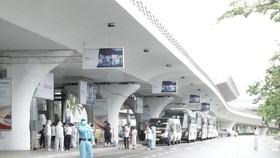 2 chuyến bay đưa 406 người dân Đà Nẵng sinh sống ở TPHCM về quê