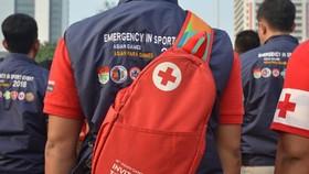 Chăm sóc y tế là một trong những ưu tiên hàng đầu của nước chủ nhà Asiad 18.
