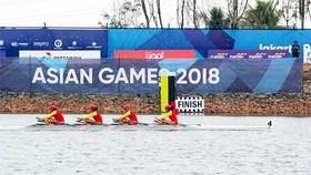 4 tuyển thủ rowing đã dưỡng sức từ vòng loại để thi đấu bùng nổ ở chung kết