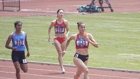 Quách Thị Lan sẽ thi đấu chung kết 400m rào nữ. Ảnh: DŨNG PHƯƠNG