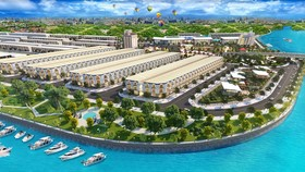 Seaside House: Kiệt tác nhà phố hướng biển, tâm điểm mới của BĐS Kiên Giang