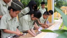Nhiều chương trình rèn luyện kỹ năng dịp hè cho trẻ