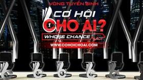 Chương trình truyền hình thực tế về việc làm ở Việt Nam lên sóng