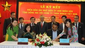 Bosch Việt Nam đào tạo kỹ thuật cho học sinh trường nghề