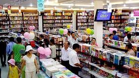 Fahasa tổ chức hội sách lớn dịp cuối năm