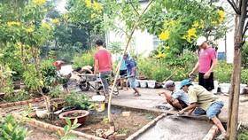 Năm 2020: Ban hành tiêu chí xây dựng TPHCM sạch và xanh