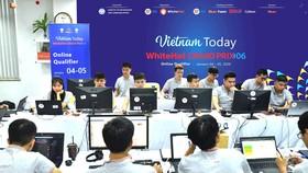 Cuộc thi An toàn không gian mạng toàn cầu WhiteHat Grand Prix 06 do Công ty An ninh mạng Bkav tổ chức