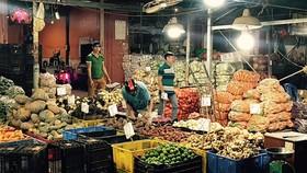 Thắt chặt an toàn vệ sinh thực phẩm chợ đầu mối