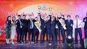 Nhiều cán bộ nhân viên đạt thành tích xuất sắc năm 2019 đã được vinh danh và tưởng thưởng rất cao