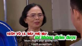Bà mẹ xấu tính và chàng trai đáng thương