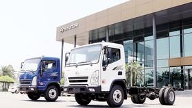 Hyundai Mighty Ex8 GT chính thức ra mắt tại Việt Nam