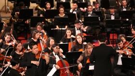 Chương trình hòa nhạc Beethoven - Giao hưởng số 5