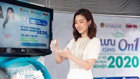 """ON1 trao tặng hơn 60.000 """"combo sạch khuẩn"""" cho ngày hội tư vấn tuyển sinh 2020 tại TPHCM và Hà Nội"""