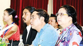 Chủ tịch Hội Điện ảnh TPHCM Dương Cẩm Thúy