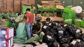 Phát hiện 9.600 vụ hàng hóa vi phạm pháp luật