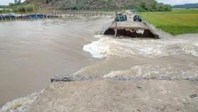Lũ thượng nguồn sông Mekong đang ở mức thấp