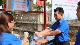 Thực hiện nhiều công trình cấp nước sạch