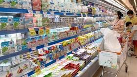 Sản phẩm sữa nội ngày càng được người tiêu dùng trong nước ưa chuộng