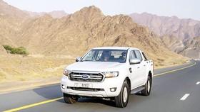 Nội thất của Ford Ranger sẵn sàng đương đầu với thử thách khắc nghiệt của thời gian
