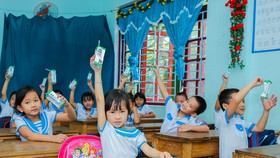 Nhiều tỉnh thành chưa triển khai chương trình cung ứng sữa cho trẻ em