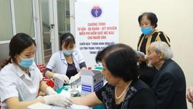 Bộ Y tế triển khai xét nghiệm tình trạng cholesterol cho người dân tại 5 thành phố lớn