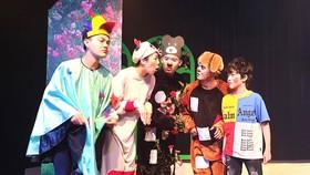Vở kịch thiếu nhi Vương quốc những người xấu xí của Sân khấu kịch 5B