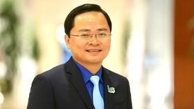Anh Nguyễn Anh Tuấn, Bí thư thứ nhất Trung ương Đoàn