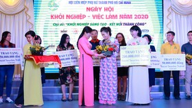 TNI King Coffee phối hợp Hội Phụ nữ TPHCM hỗ trợ chị em khởi nghiệp