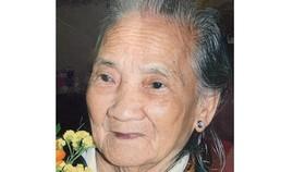 Mẹ Việt Nam anh hùng PHAN THỊ TIỂM từ trần