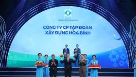 Tập đoàn Xây dựng Hòa Bình - Nhà thầu xây dựng 7 lần liên tiếp đạt Thương hiệu Quốc gia Việt Nam
