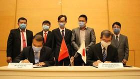 Chính phủ Nhật Bản viện trợ Việt Nam 2 dự án