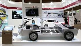 Indonesia và Hàn Quốc hợp tác sản xuất pin xe điện