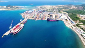 Khu kinh tế Vân Phong thu hút hàng chục tỷ USD đầu tư trong năm 2020