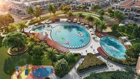 Tiềm năng giá hấp dẫn của đô thị sinh thái thông minh Aqua City