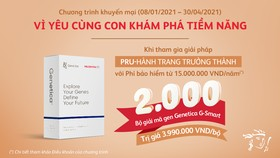 """Prudential ra mắt sản phẩm giáo dục """"PRU- Hành Trang Trưởng Thành"""""""